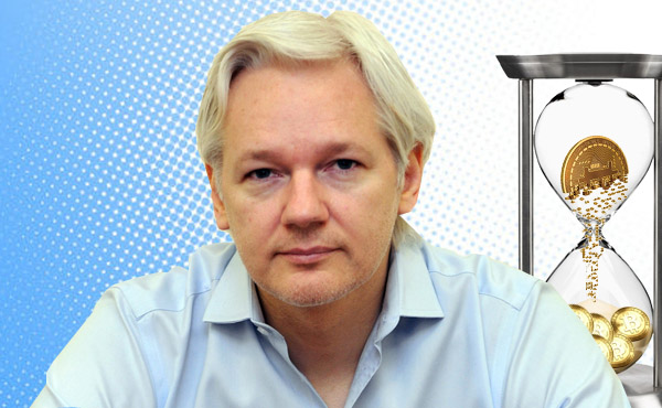 Julian Assange Just Reported 50,000% Gain On His Bitcoin Investment