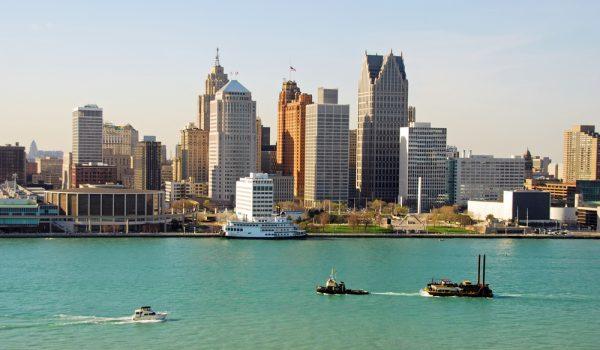 Crypto-ATM Invasion in Detroit Michigan